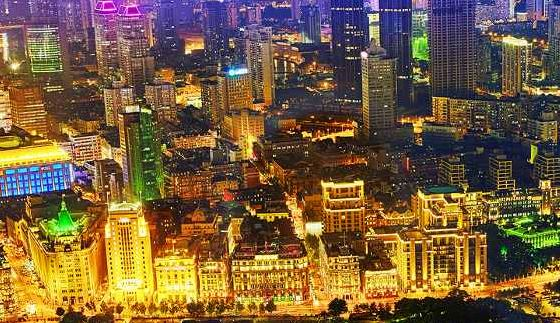City of Shanghai China