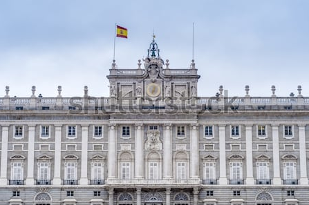 Madrid Palace, the official residence of the Spanish Royal Family